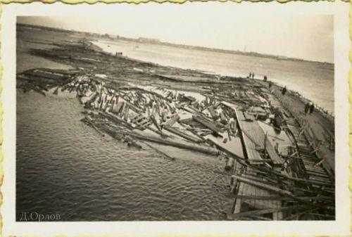 Переправа через Днепр, 1942