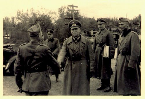 Генерал фон Клейст