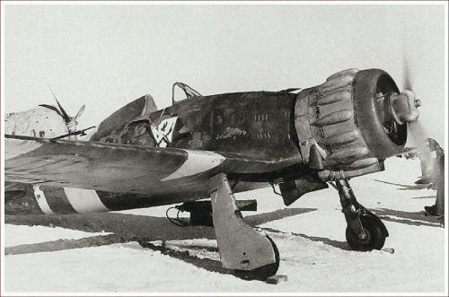 Macchi 200 Saetta (Thunderbolt). 369° Squadriglia, Krivoi-Rog, Septtember 1941.
